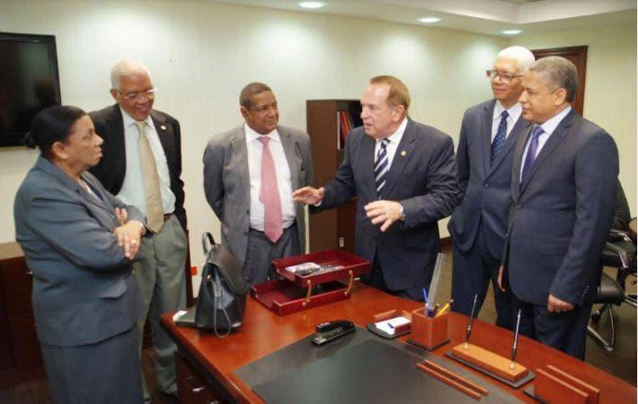 CC auditará obras ejecuta Odebrecht, excepto Punta Catalina