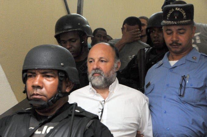 Jueza rechaza acuerdo entre Fiscalía y francés