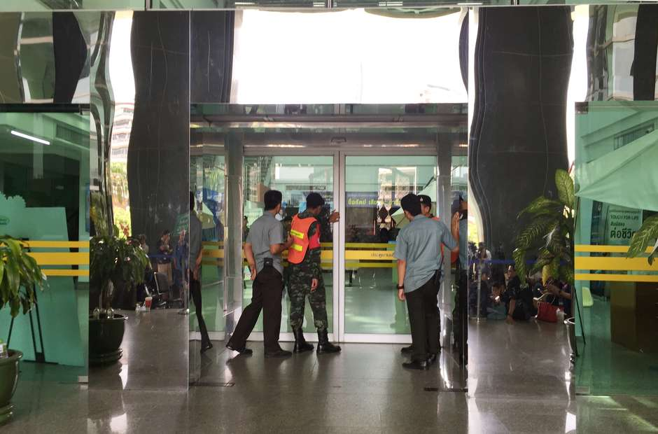 Una bomba en un hospital de Tailandia deja 25 heridos