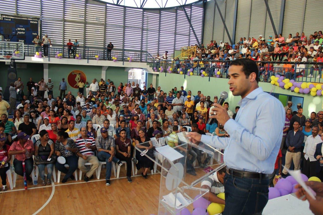 José Dantés: «propuesta del PRM sobre voto obligatorio no es democrática»