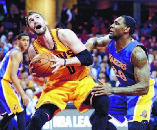 NBA: Cleveland también está en la final