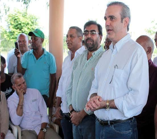 Luis Abinader plantea declarar producción agropecuaria como una prioridad nacional