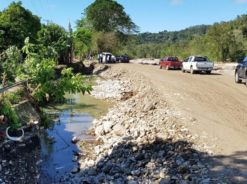 Lluvias provocan el colapso de 42 puentes en la región Sur