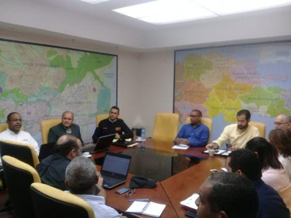 Proximidad de lluvias genera alerta en 14 provincias dominicanas