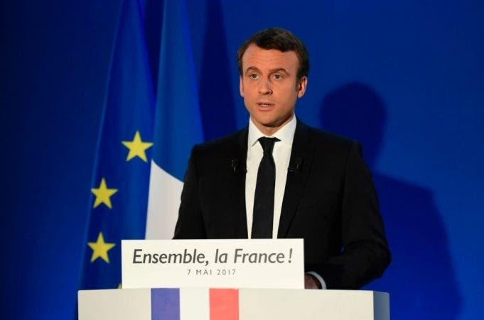 Confirman que Macron asumirá el domingo — Francia