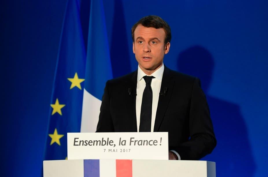 Emmanuel Macron, el cerebro económico del «vapuleado» presidente Hollande