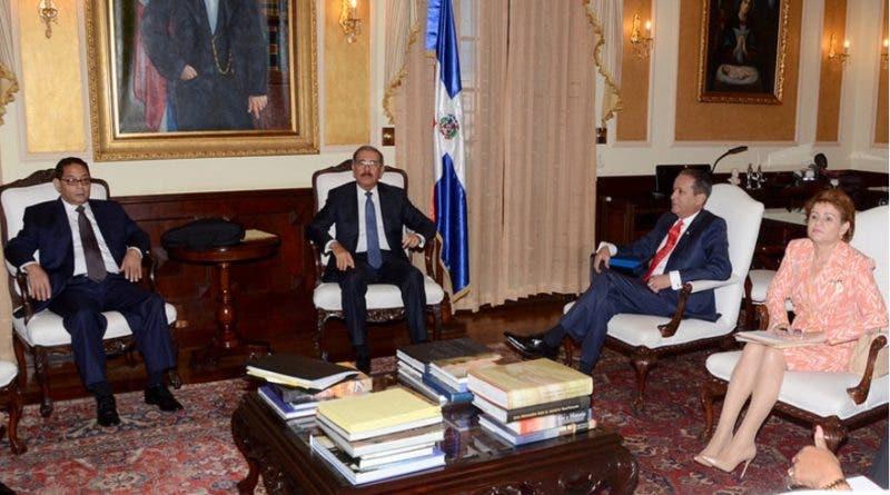 El encuentro fue encabezado por el presidente Danilo Medina/Foto: PresidenciaRD
