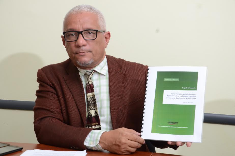 FOPPPREDOM sostiene TSE se atribuye competencias que no le otorgan la Constitución ni la ley