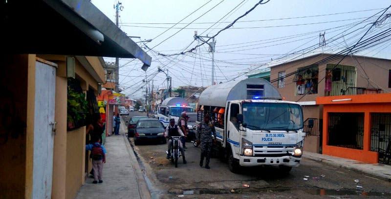 Policía apresa 200 supuestos delincuentes durante operativo