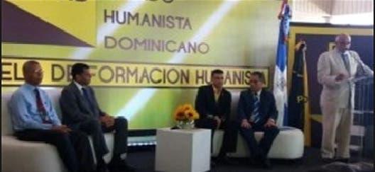 Partido Humanista inaugura Escuela de Formación Política