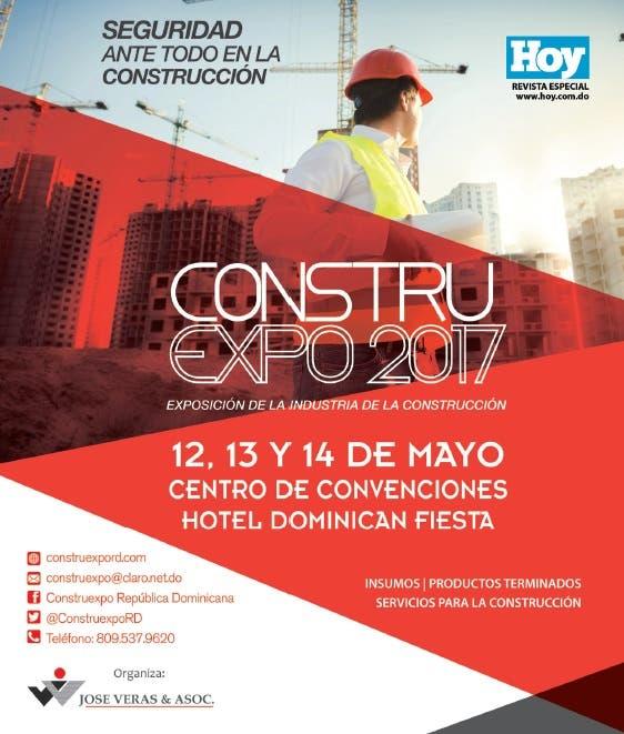 Construexpo 2017. 12-14 mayo