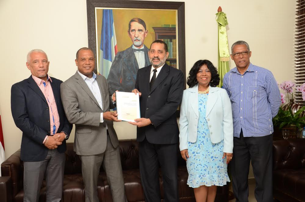 FOPPPREDOM presenta ante el TSE proyecto de ley crearía el Ministerio Público Electoral