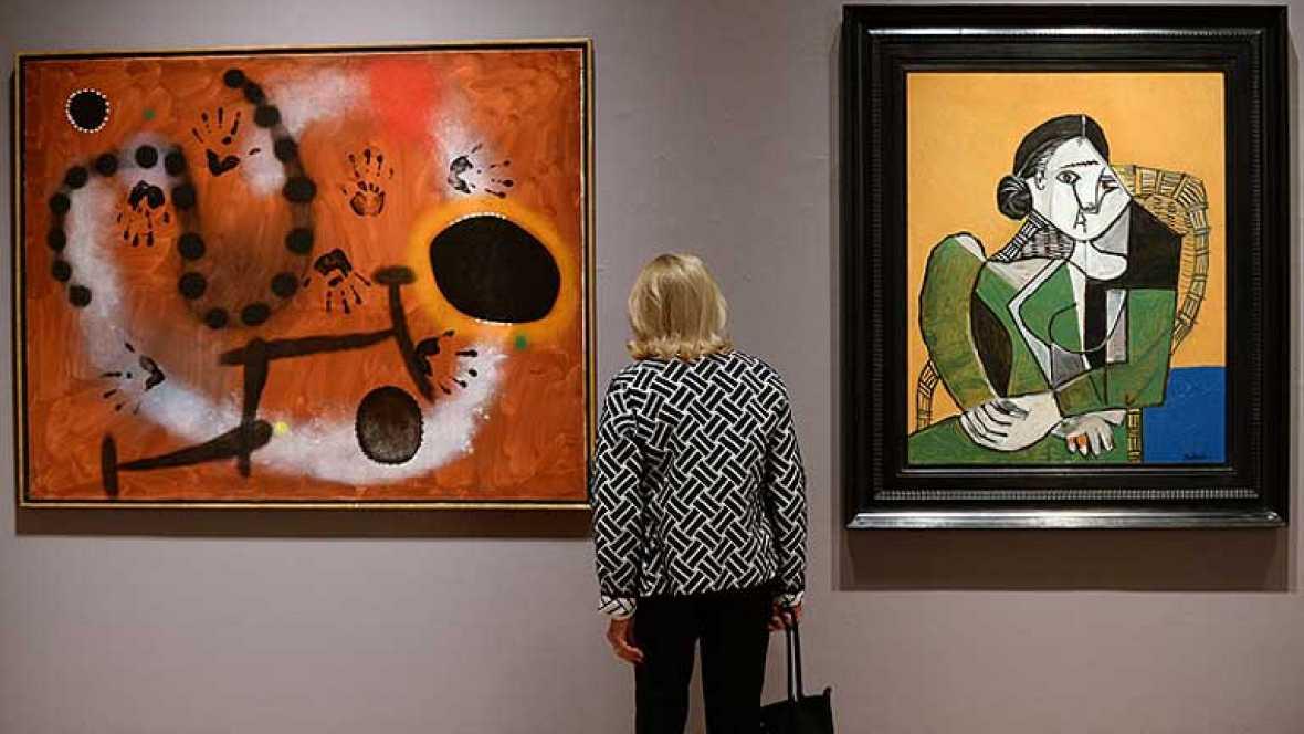 México se destaca en subastas de arte latinoamericano en Nueva York