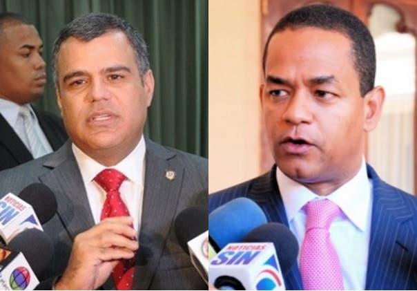 Senado envía a comisión solicitud retiro inmunidad a Valentín y Galán