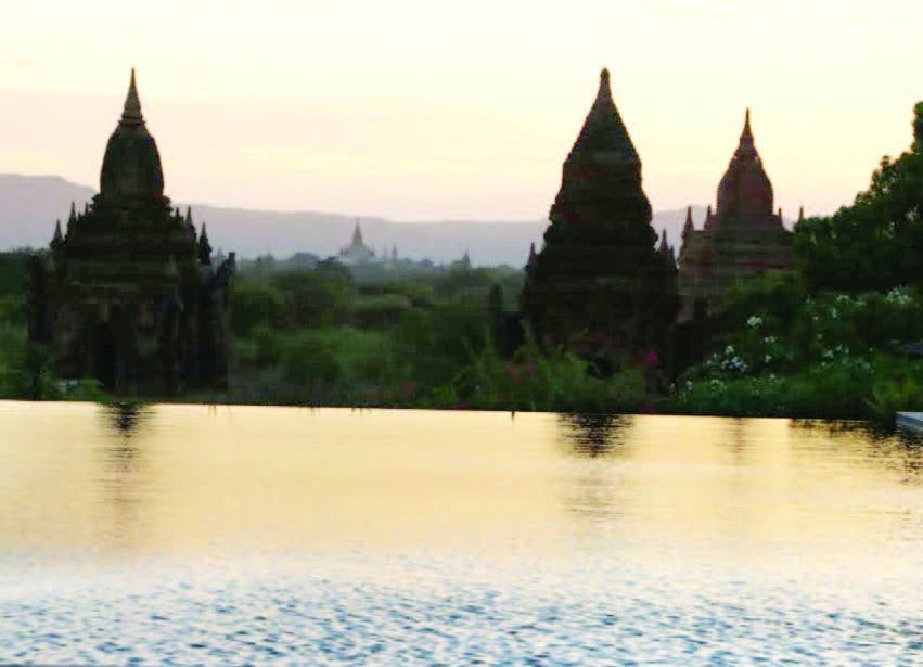 Un lugar en el mundo llamado Bagan