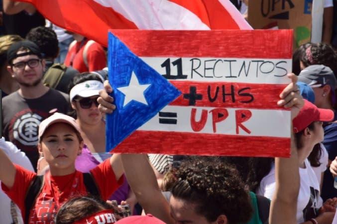 Universidad de Puerto Rico lamenta rechazo estudiantil a preacuerdo de reapertura