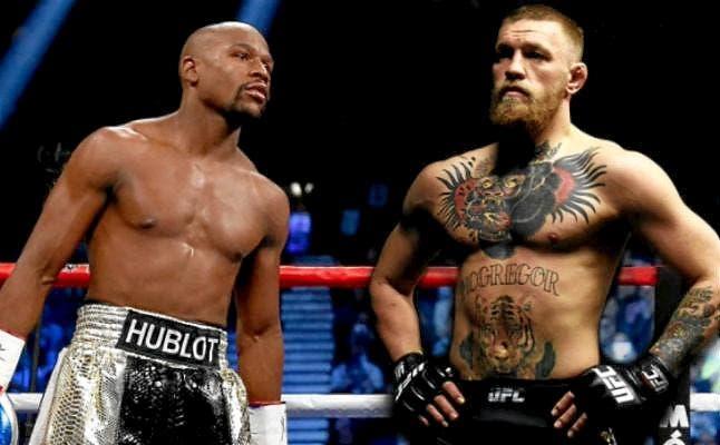 McGregor confirma la firma de un precontrato para pelear con Mayweather Jr.