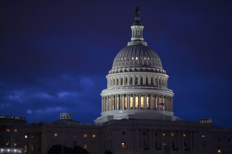 Congreso le niega a Donald Trump los fondos para muro fronterizo