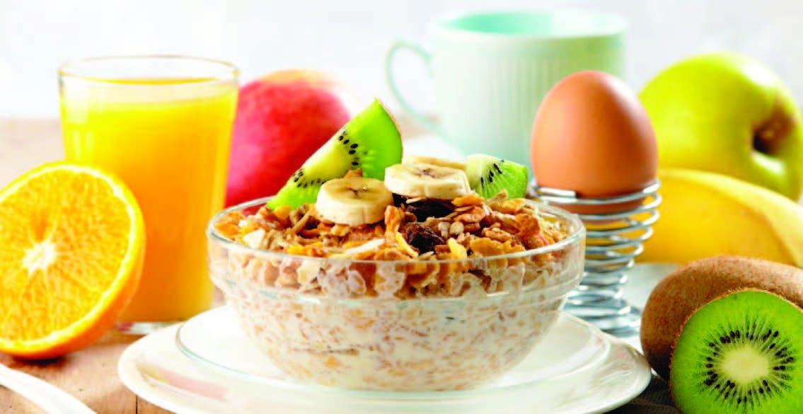 Cinco claves para un buen desayuno