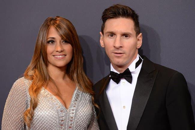 Lionel Messi se casará el próximo 30 de junio en la ciudad argentina de Rosario