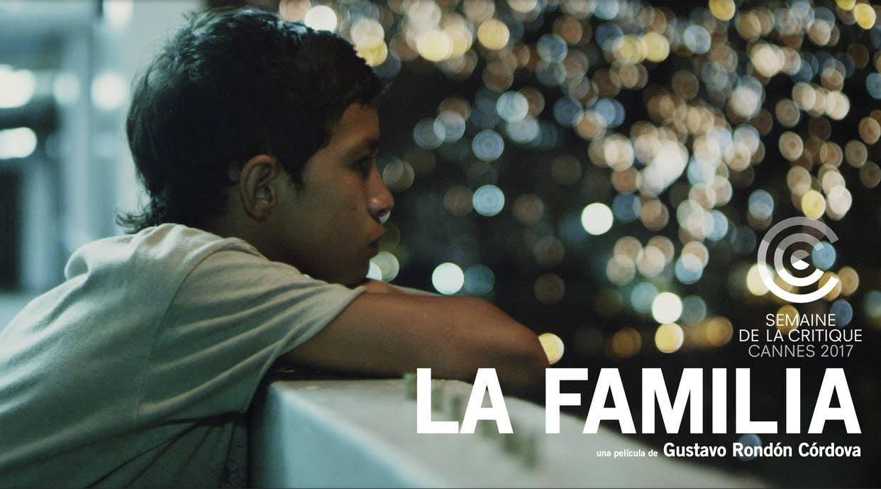 """""""La familia"""", drama bien logrado, fue ingreso de Venezuela a  Cannes"""