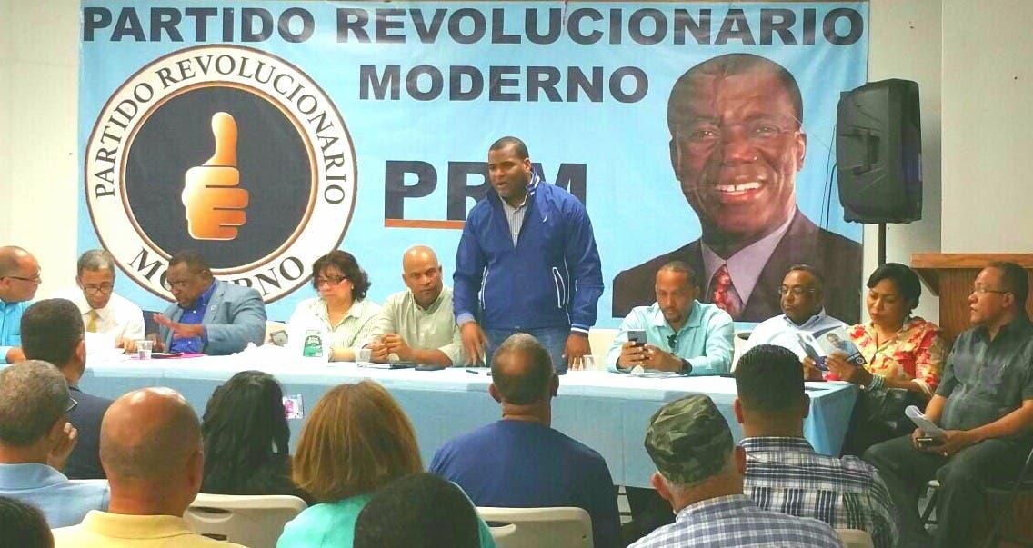 Andrés Lugo afirma PRM tiene gran oportunidad en 2020