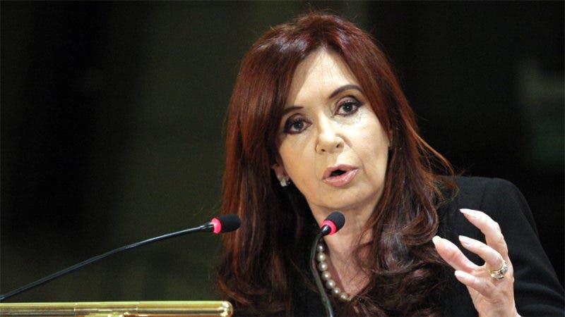Cristina pidió la nulidad de su procesamiento — Los Sauces