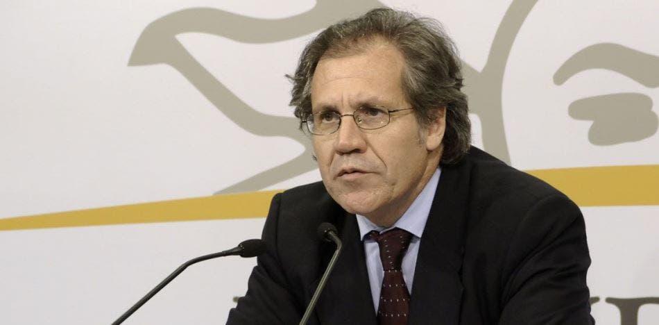 Video: Almagro ofrece su cargo en la OEA «a cambio de la libertad de Venezuela»