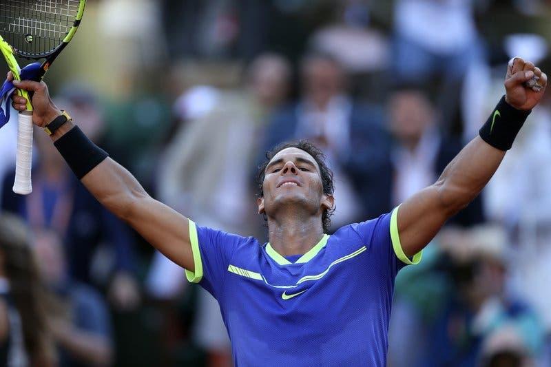 Nadal sigue imparable y avanza a la final en Roland Garros