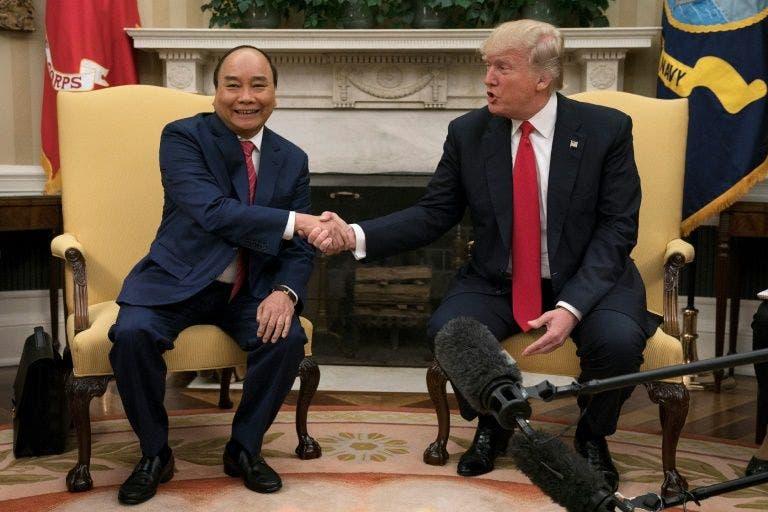 EEUU y Vietnam firman acuerdos por valor de 8.000 millones de dólares