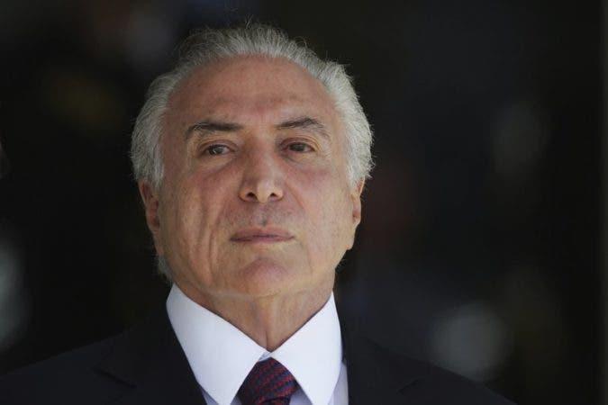 El presidente Temer continuará en su cargo — Brasil