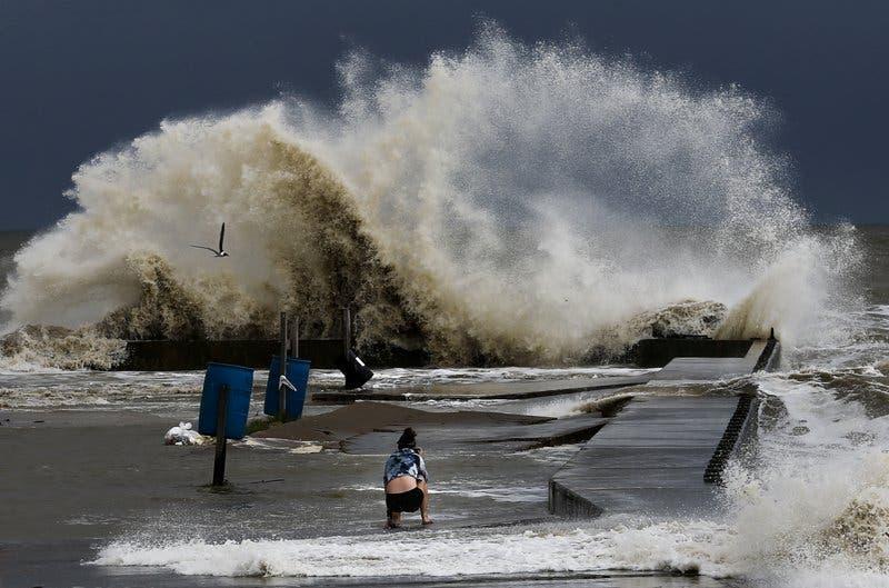 Tormenta tropical Cindy cobra su primera víctima mortal