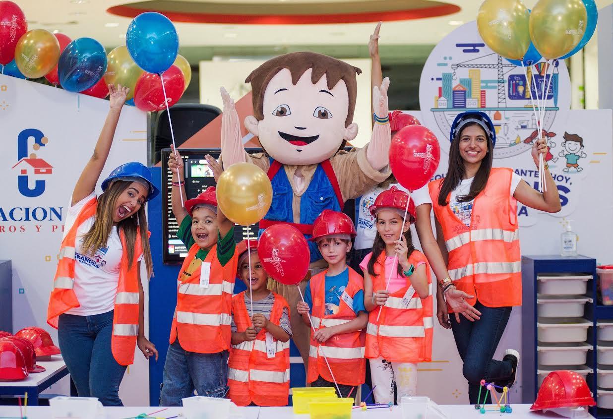 Asociación Cibao auspicia enseñanza para niños bajo el concepto del ahorro