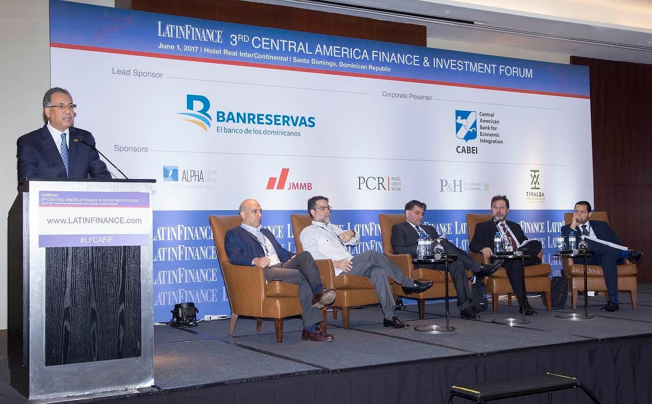 Banreservas afirma PIB de US$320 mil millones confiere importancia estratégica a Centroamérica y RD