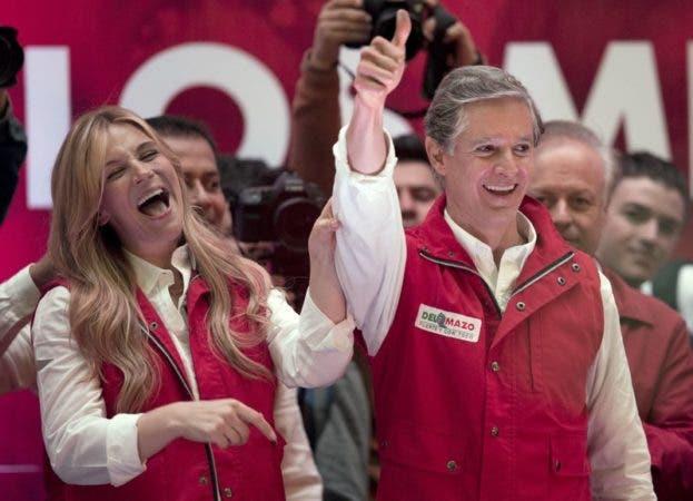 Delfina Gómez ganó la elección en el Estado de México — Morena