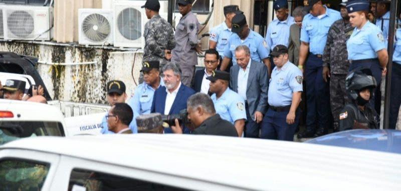 No han sido trasladados a las cárceles los 8 imputados en el caso Odebrecht