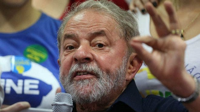 Piden cárcel para Lula da Silva en Brasil
