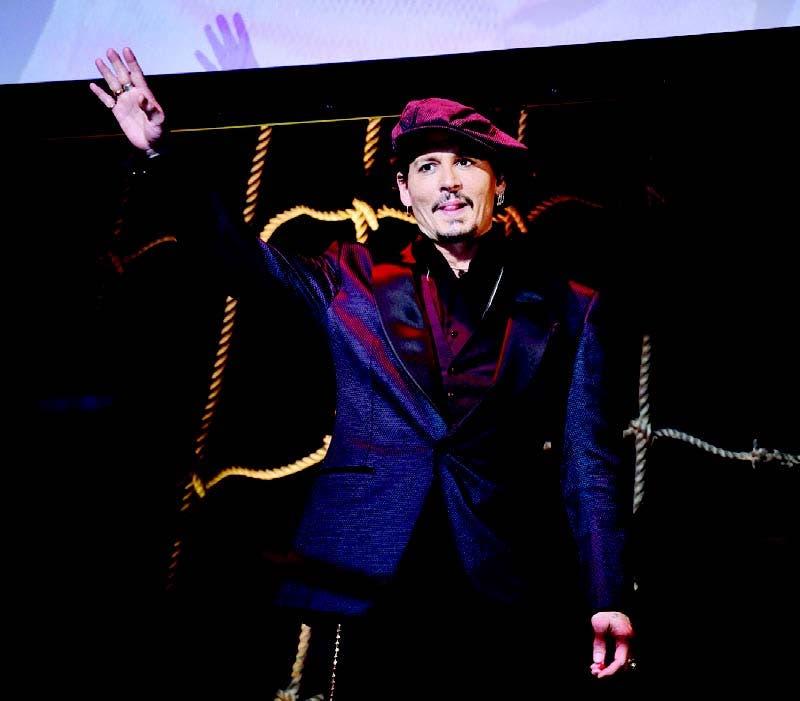 Bambalinas:  Johnny Depp  pide disculpas por comentarios sobre  asesinar al presidente Donald Trump