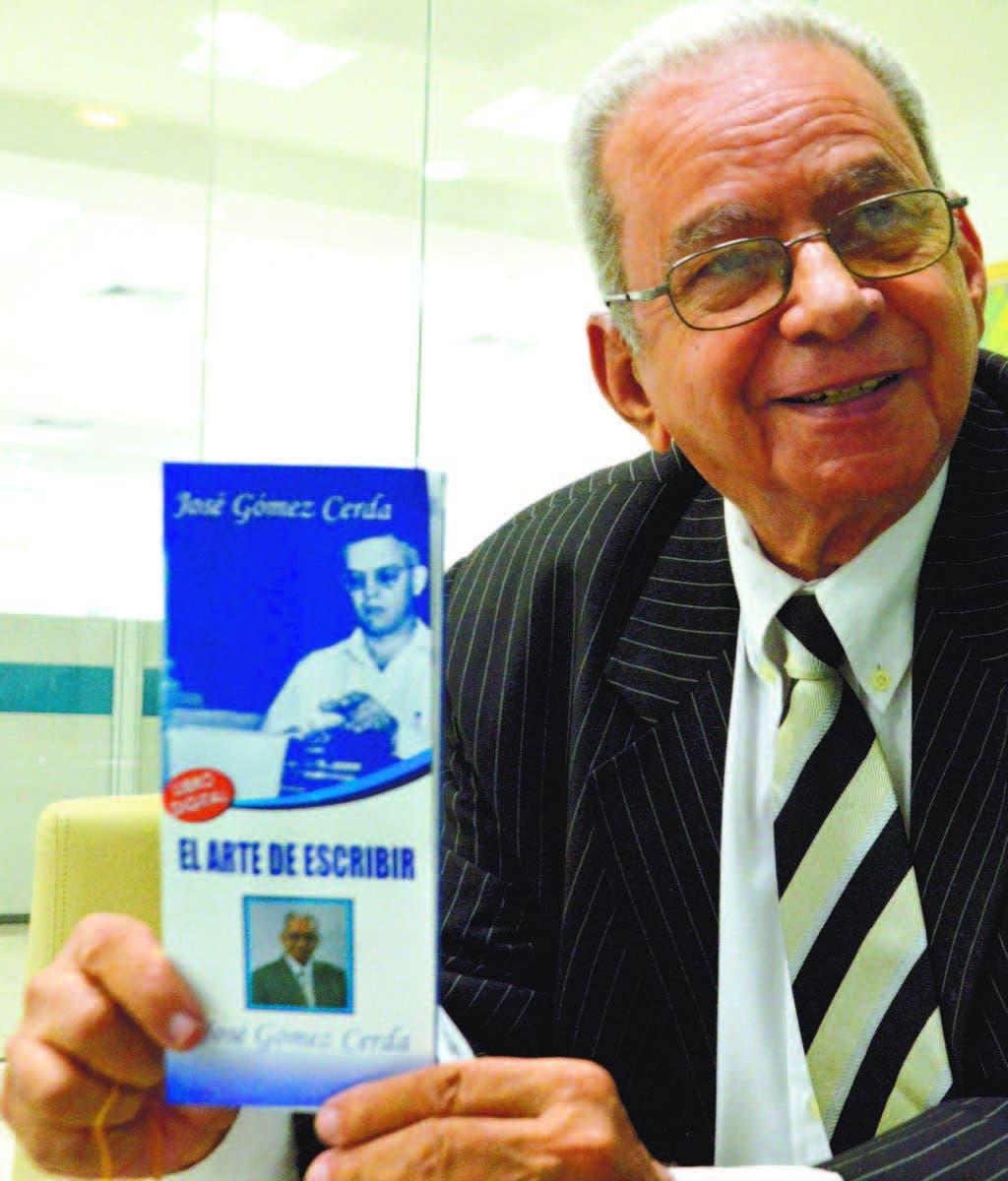 """José Gómez Cerda:  """"Mi política es no ser político"""""""