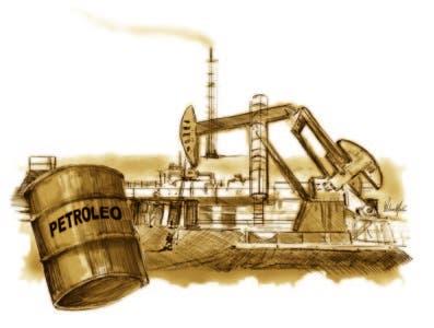 Caída del petróleo y la economía