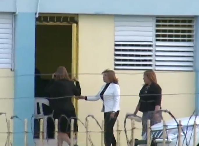 Video: Tras entrada de Ángel Rondón a la cárcel se registra movimiento en celdas implicados Odebrecht