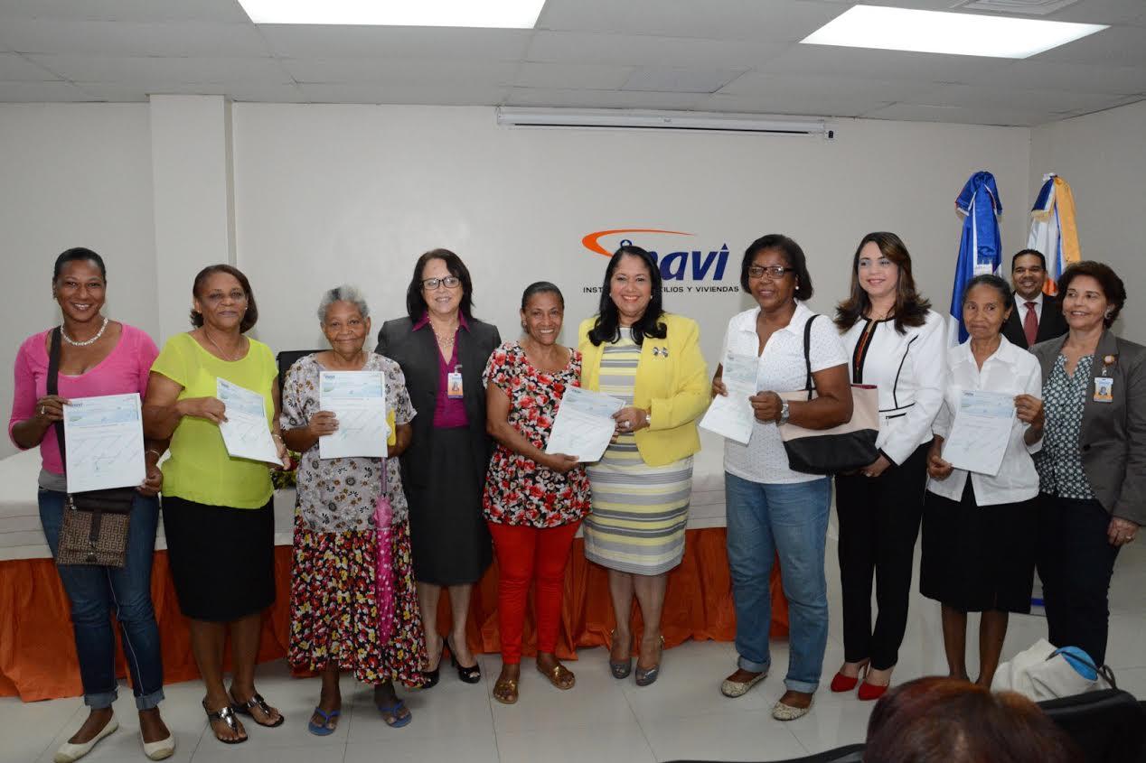 Más de 213 personas reciben pago de INAVI por concepto de cesantía e invalidez