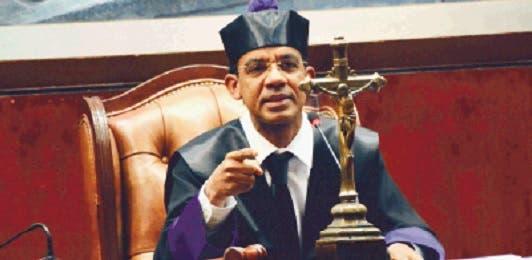 Juez Francisco Ortega Polanco.