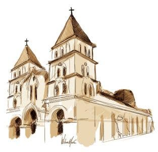 Nauseante el chantaje de las iglesias