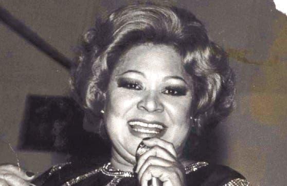 Cantante Milagros Lanty muere en Brasil
