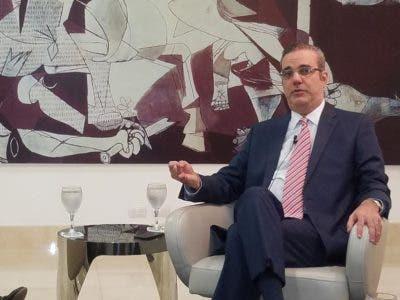 Gallup-Hoy: Al 18.8% le gustaría que Luis Abinader sea Presidente