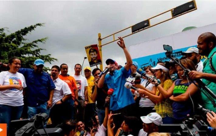 Suben a 72 los fallecidos en protestas en Venezuela