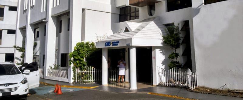 Centro Médico Dominicano. Archivo.