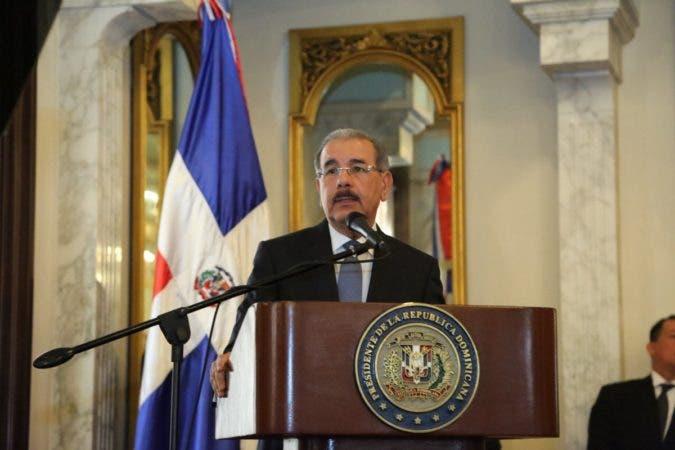 Presidente Medina encabeza lanzamiento Dominicana Limpia