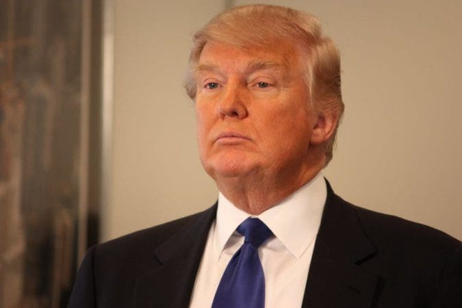 Donald Trump. Fuente externa.